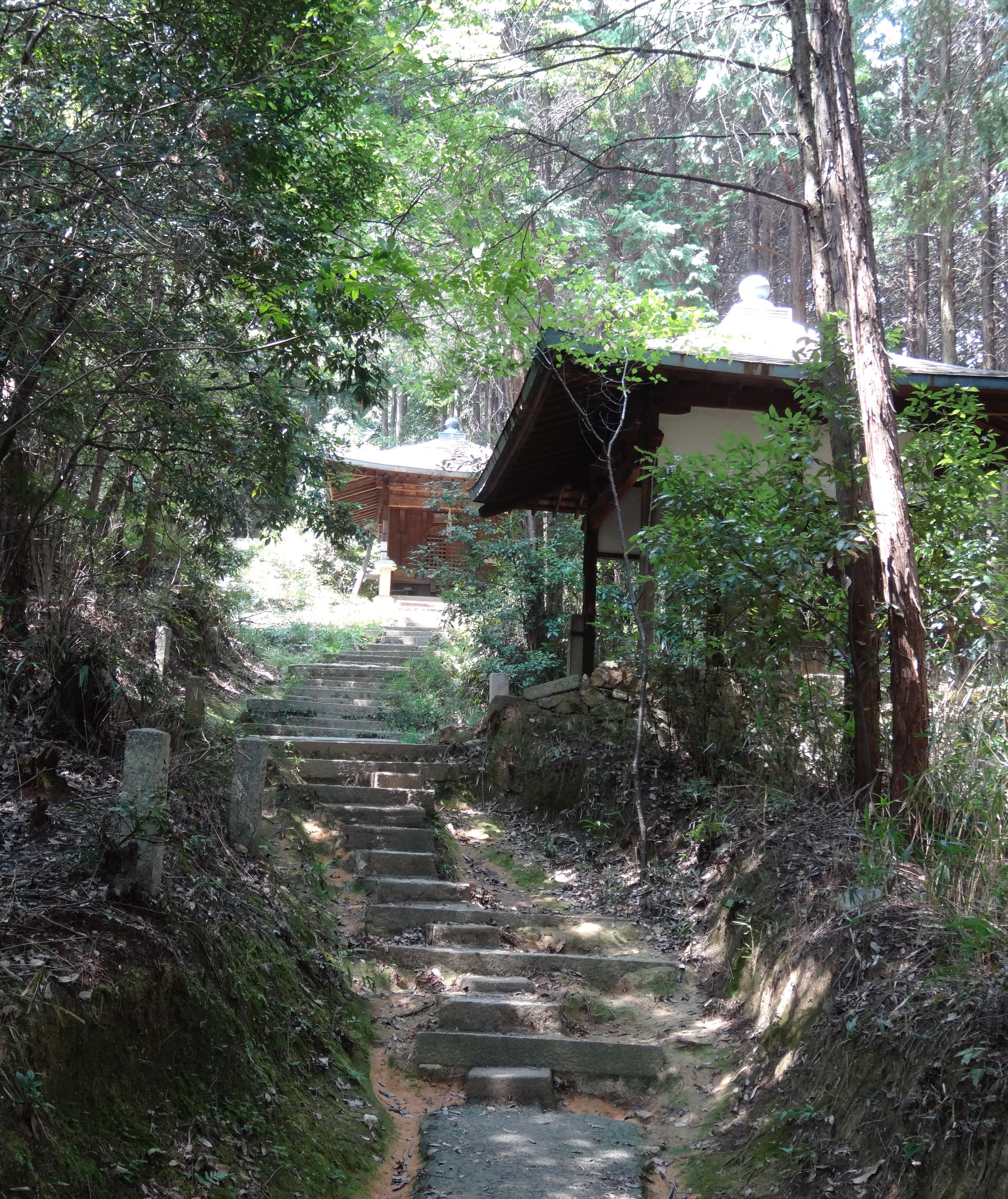 Kyoto, 88 temple city pilgrimage. Ph. Maria Lecis