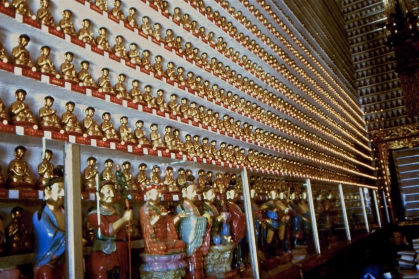 10000 buddhas temple int