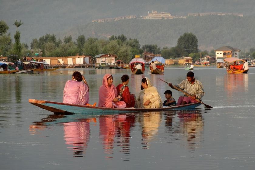 Life on Dal Lake, Srinagar