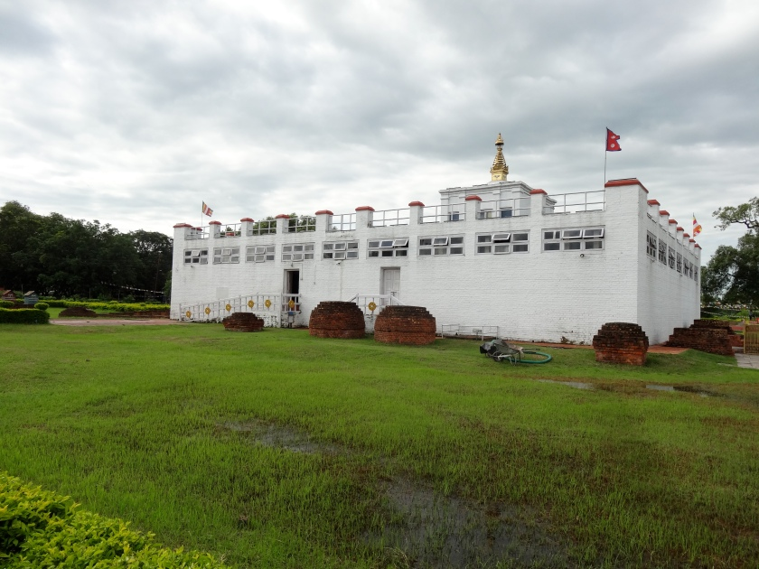 Buddha's Birthplace Lumbini