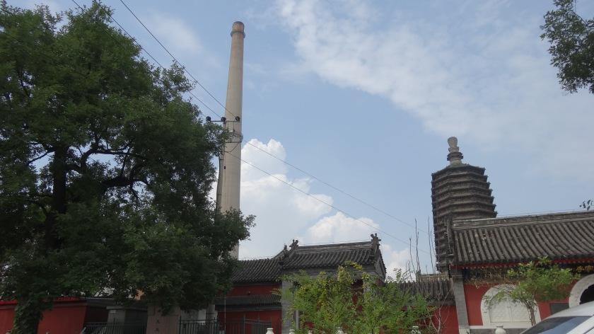 Tianning Temple Beijing