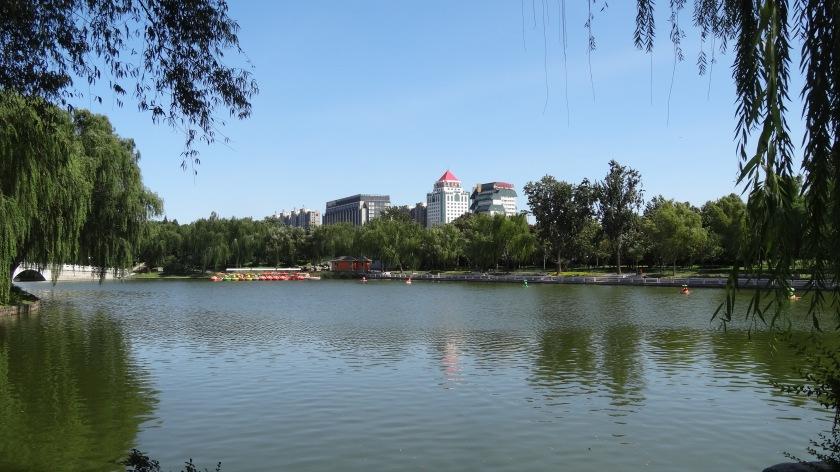 Taoranting Park's Lake