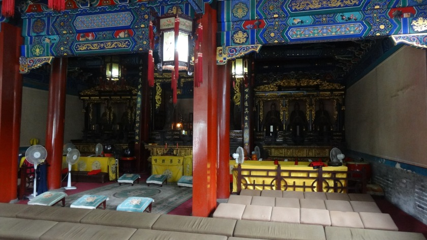 Sala preghiera del Bayun Si