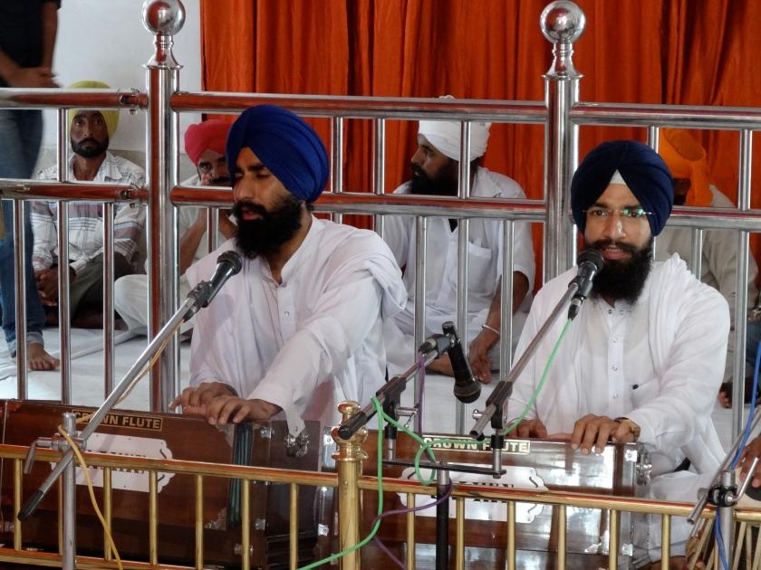 sikh musician