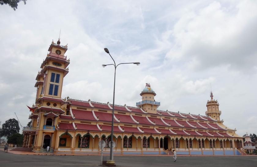 Caodai Holy See, Tay Ninh, Vietnam