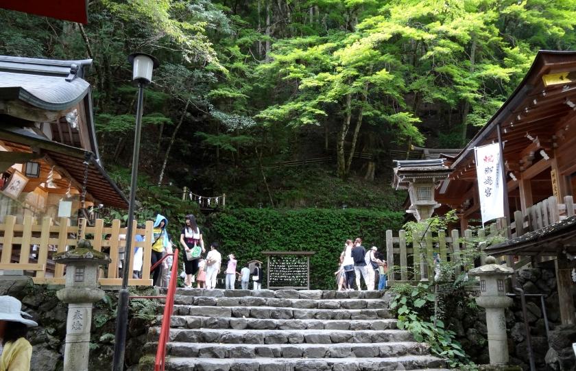 Kifune Shrine, Kibune Japan