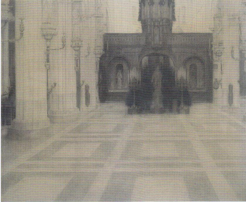 Khnopff_-_In_Brügge,_Eine_Kirche_-_1904.jpeg