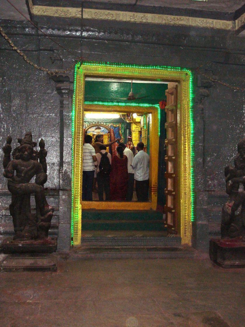 Sri Kalahasti - darshan