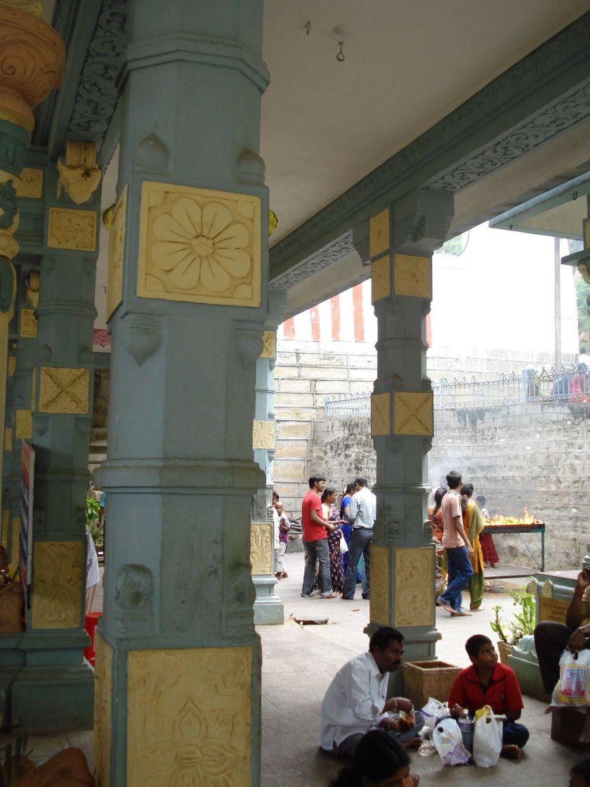 Sri Kalashti corner
