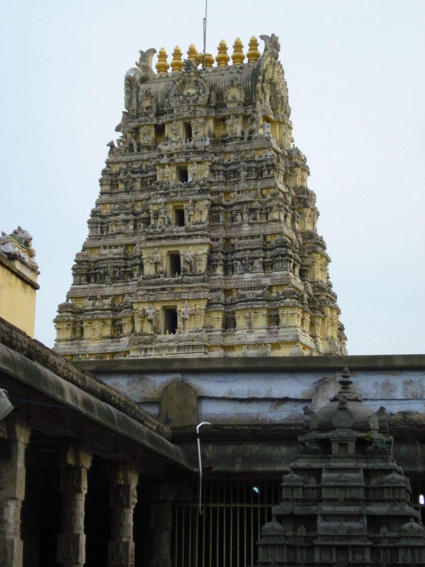 Kanchi - Gopuram