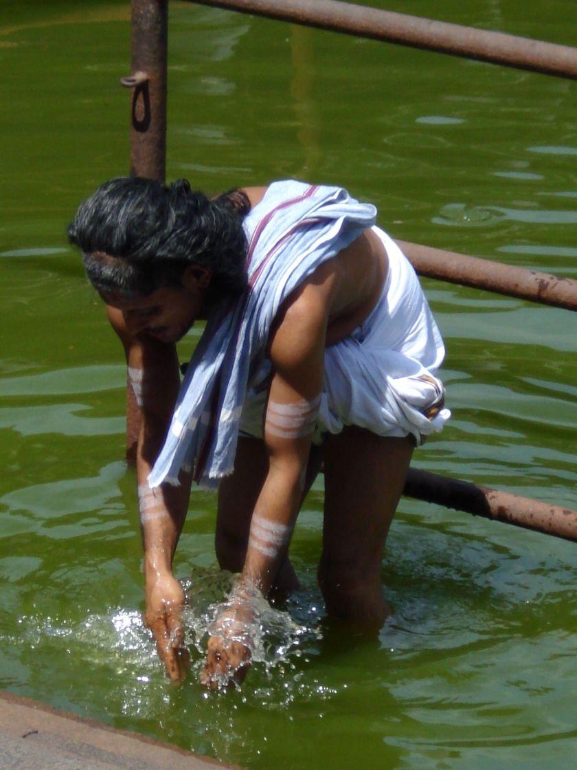 Chidambaram - pilgrim
