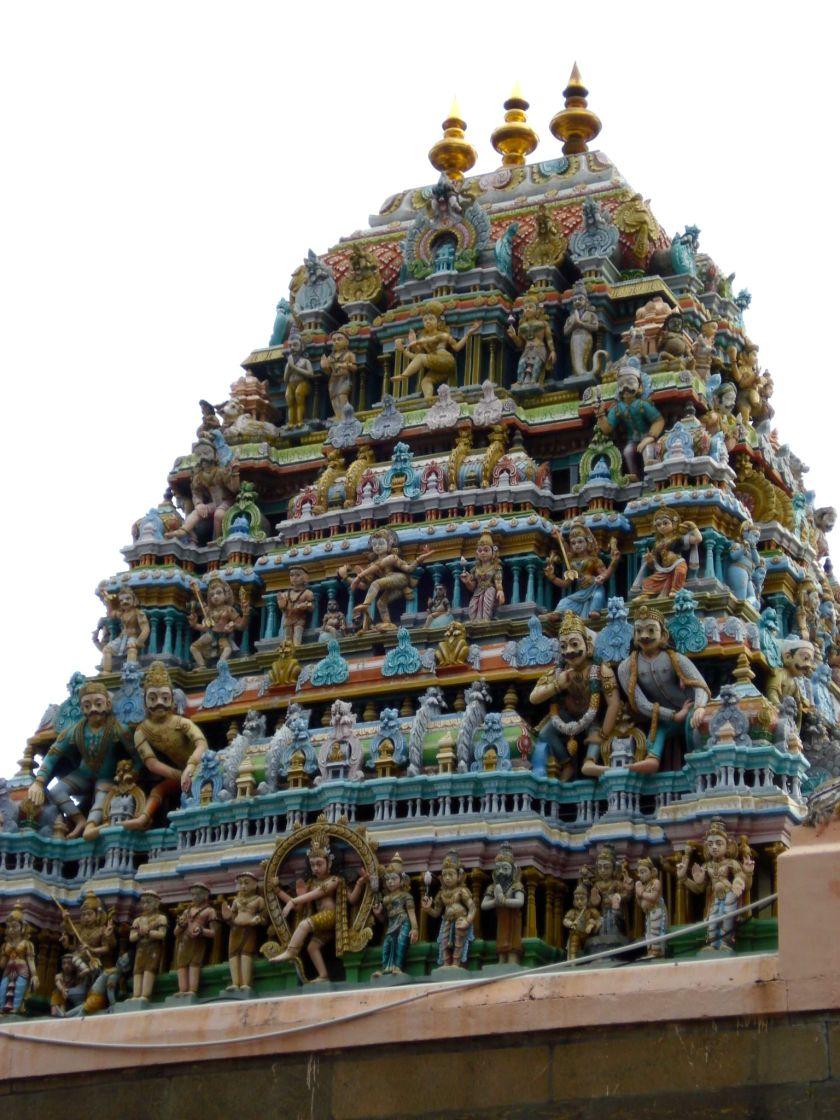 Tiruvannamalai - Gopuram