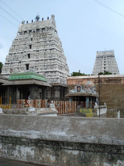 Tiruvannamalai - temple
