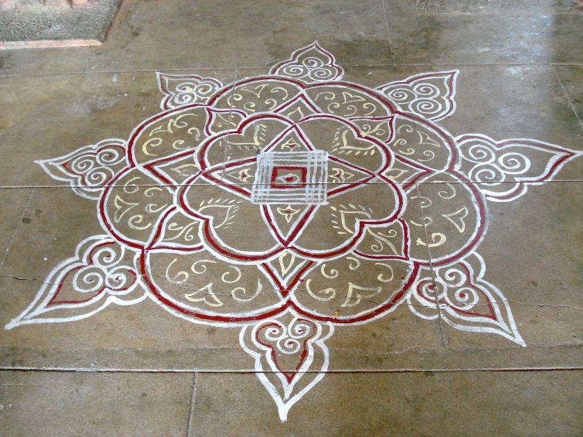 Trichy - Rangoli