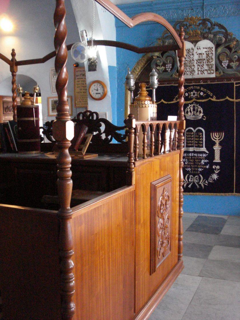 670 -safed sinagoga josef caro copia
