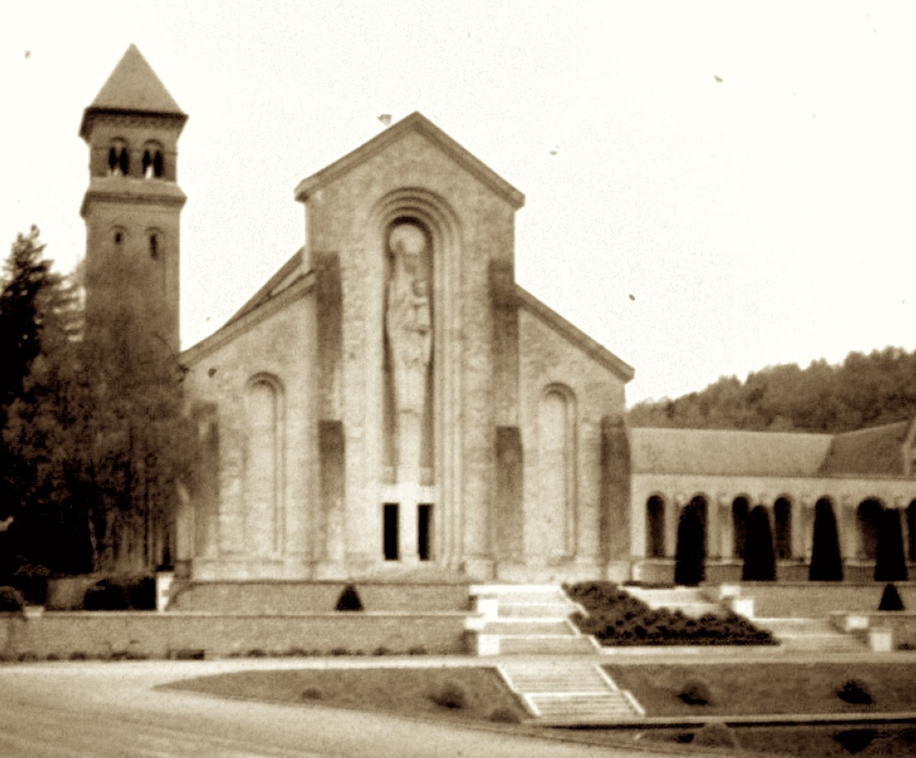 orval chiesa nuova