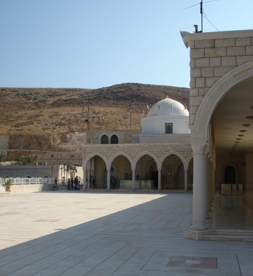 624 -mausoleo druso di jethro