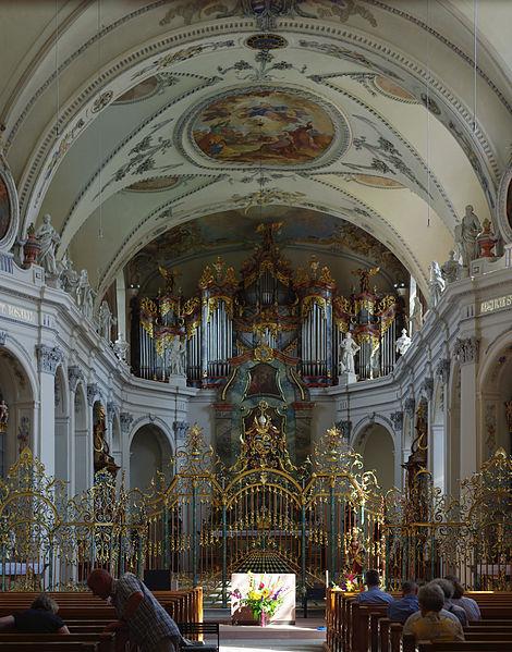 Fischingen_Abbey_Church